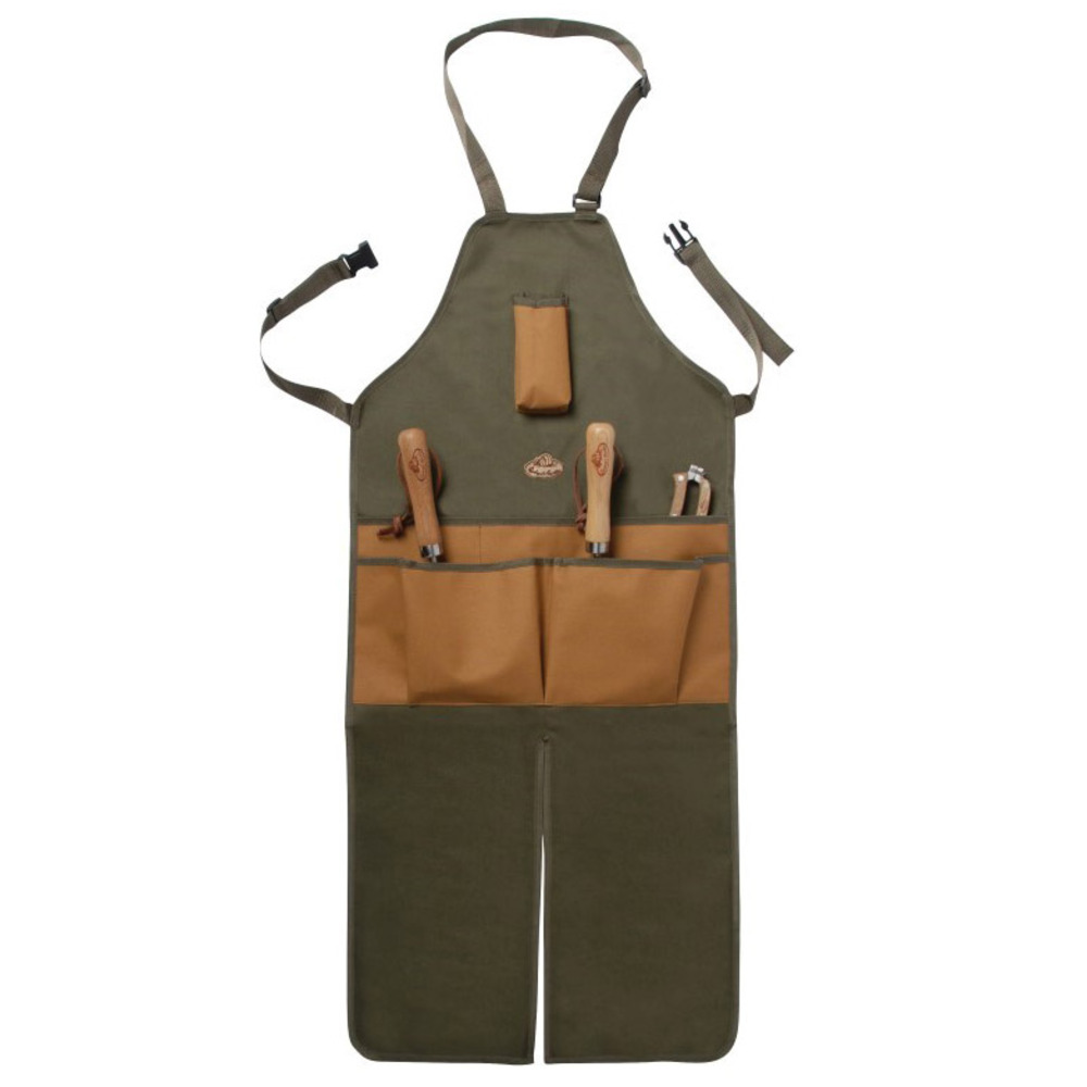 Garden Apron With Split