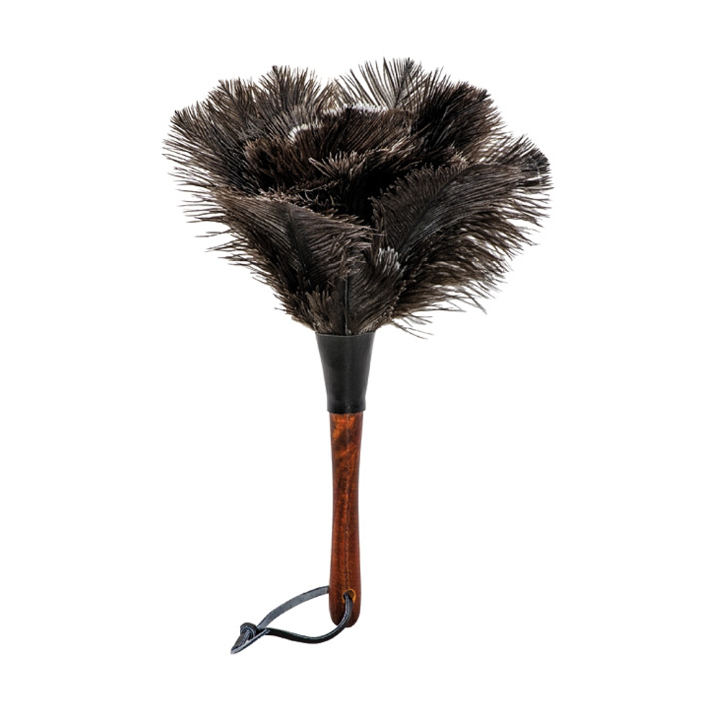 OSTRICH FEATHER DUSTER 30 cm