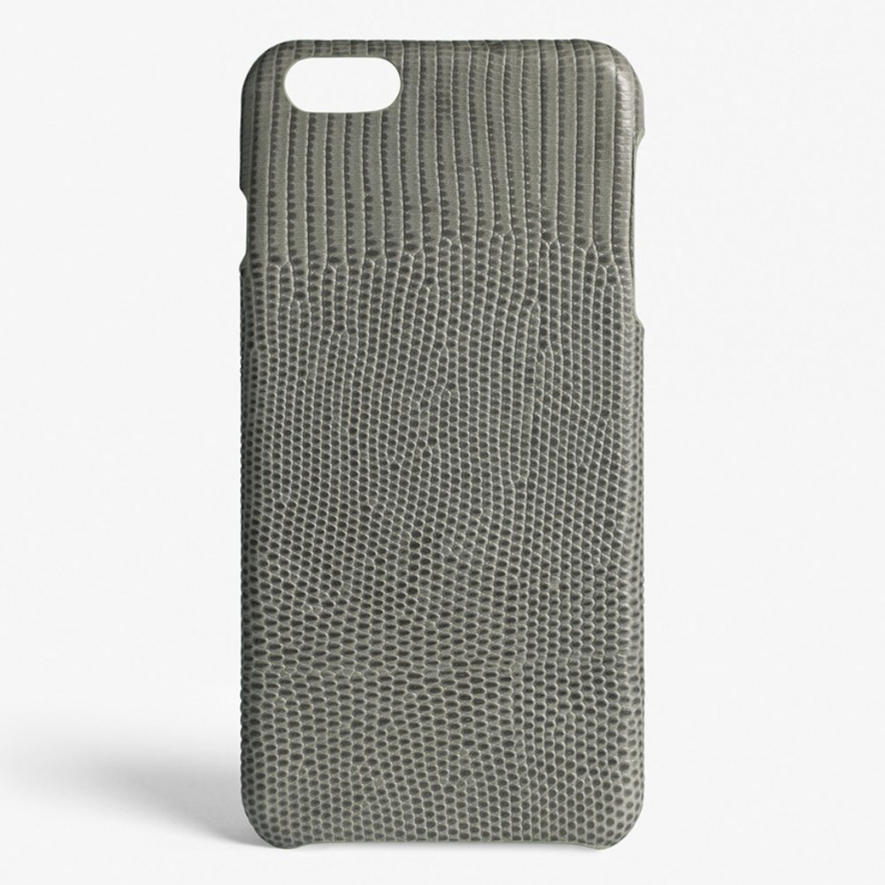 IPHONE 7 LIZARD GREY