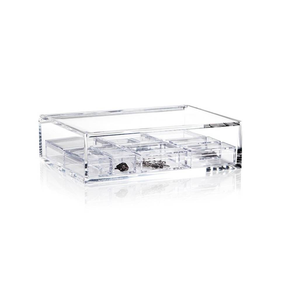 JEWELLERY BOX CLEAR