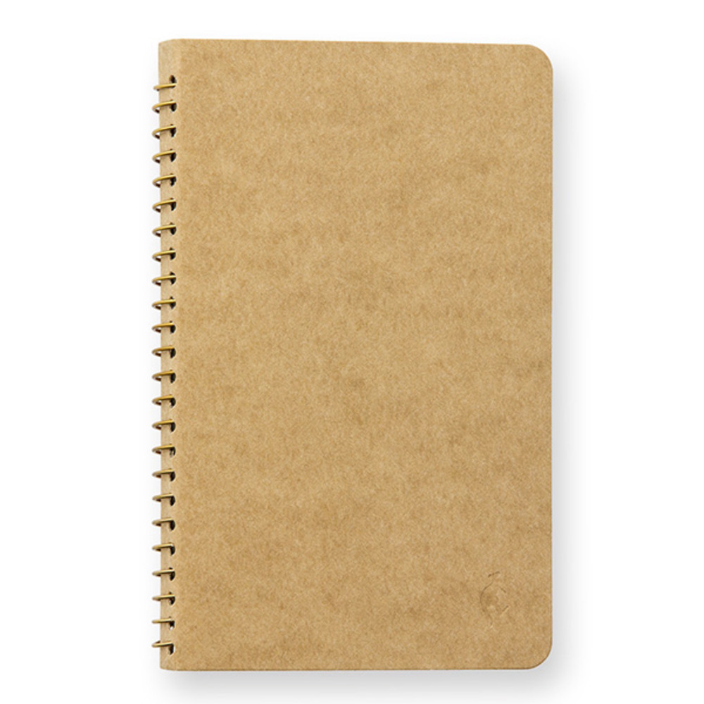 SPIRAL RING NOTEBOOK A6