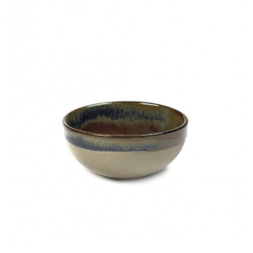 BOWL S SURFACE D9 H4 GRIS/RUSTY BROWN