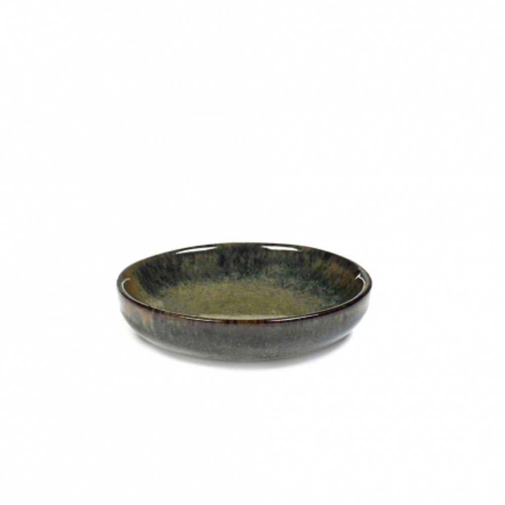 OLIVE PLATE SURFACE D9 H2 INDI GREY