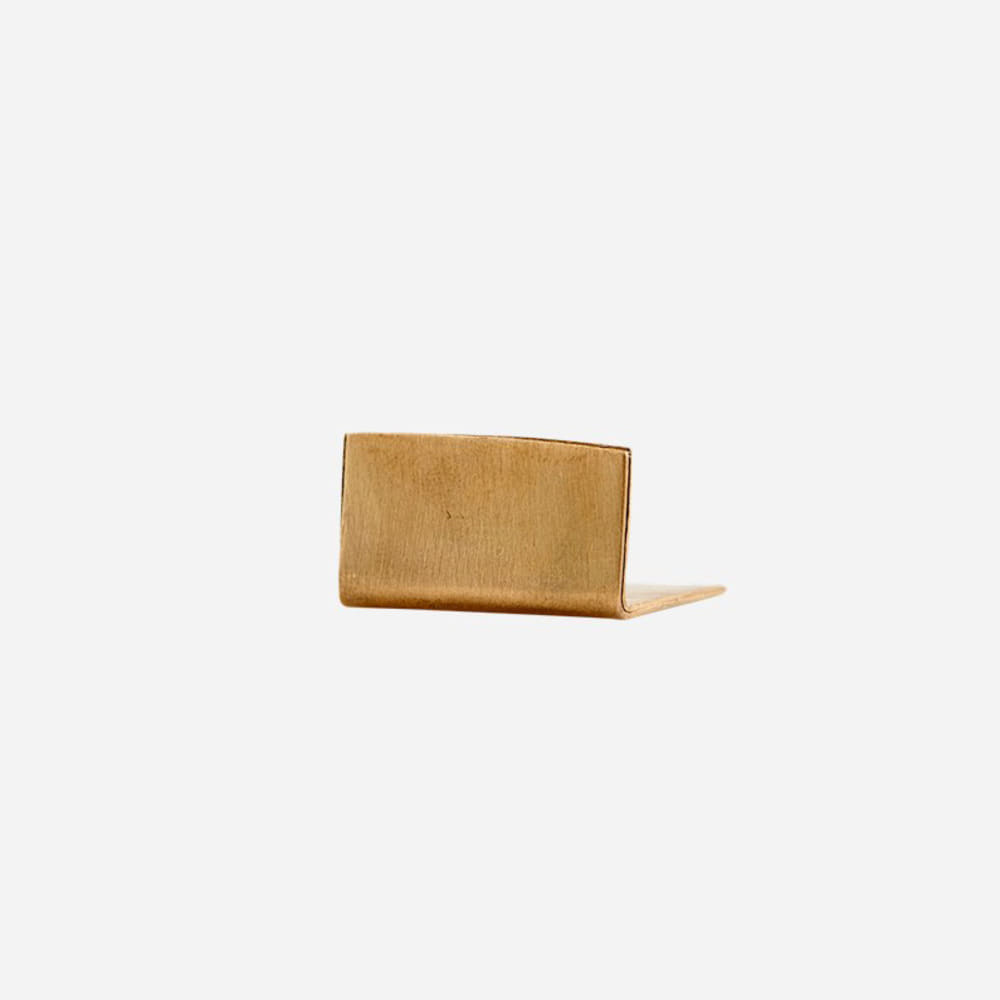 Brass Clip, Card holder