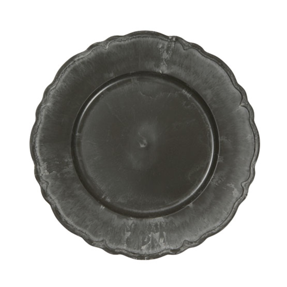 DECORATION TRAY CIRCLE WAVE
