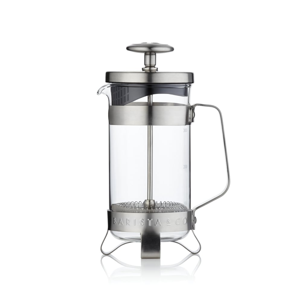 3 Cup Coffee Press - Electric Steel