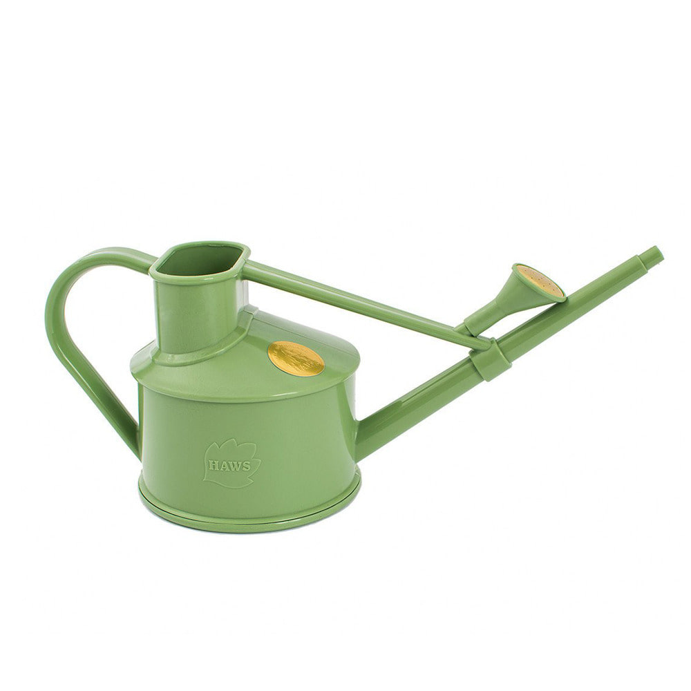 Handy Indoor Plastic Watering Can Sage