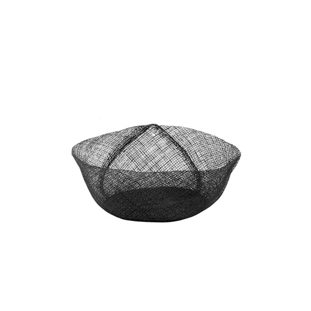 Simple Black Net Bowl S