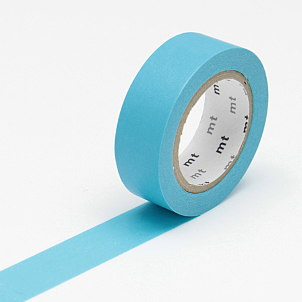 MT MASKING TAPE SKY BLUE