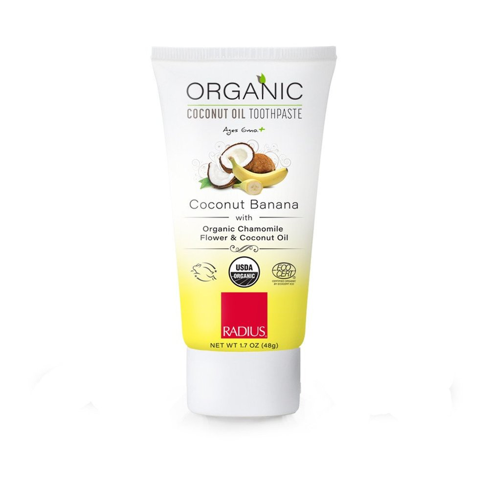 USDA Organic Children's Toothpaste