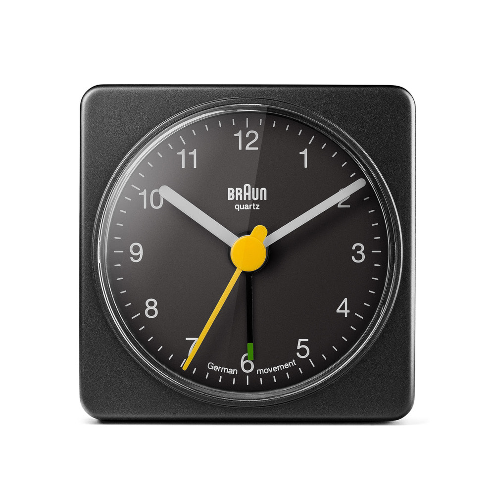 BC002 Classic Travel Alarm Clock