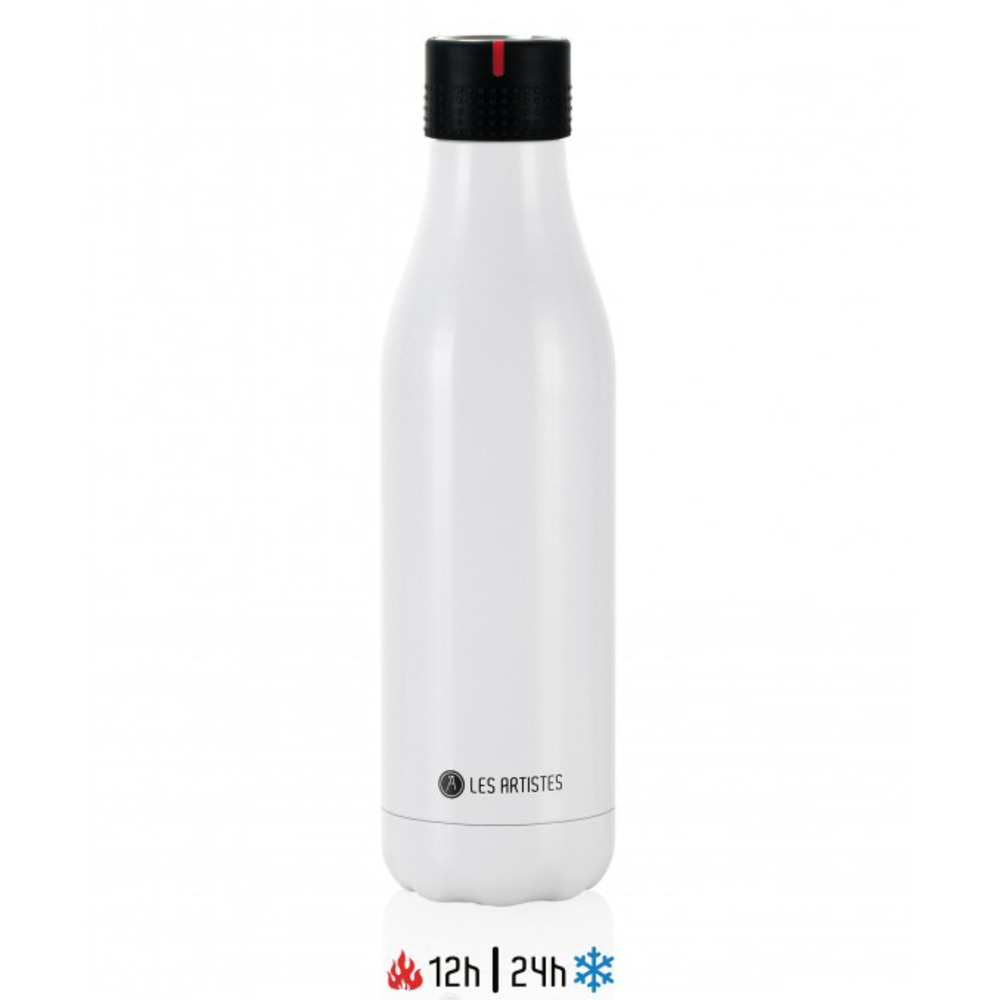 Bottle UP White shining 500ml