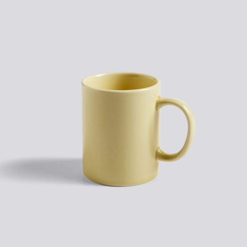 RAINBOW / MUG LIGHT YELLOW